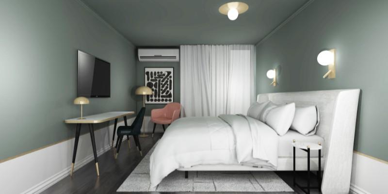 a233425aaccc4f Hotel Residenz Pforzheim bekommt neue Zimmer
