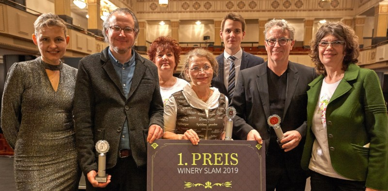1st Winery Slam des BVMW