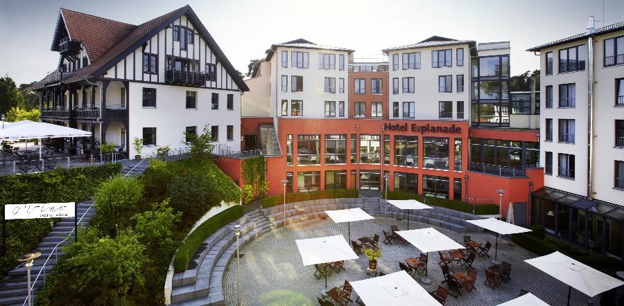 Hotel Esplanade Bad Saarow