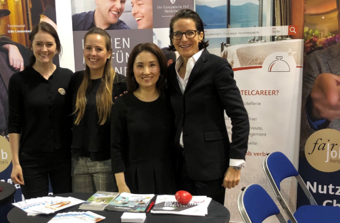 HOTELCAREER - FAIR JOB HOTELS
