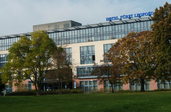 Radisson Blu Fürst Leopold in Dessau