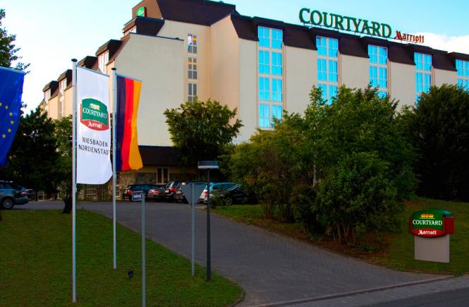 """Courtyard by Marriott Wiesbaden-Nordenstadt setzt auf """"grüne"""" Rahmenprogramme in der Region"""