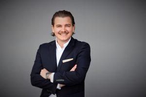 Johannes Fritz Groebler - Gründer von UNYCU HOTELS
