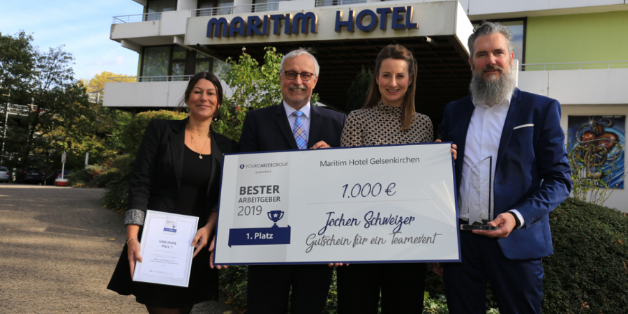 YOURCAREERGROUP - Maritim Hotel Gelsenkirchen
