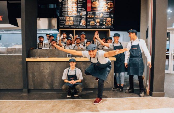 BURGERISTA wächst weiter und eröffnet zweiten Franchise-Store