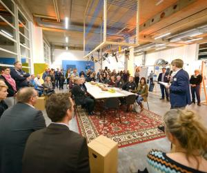 Räume, die passen: Für World Cafés, Workshops, Konferenzen und vieles mehr.