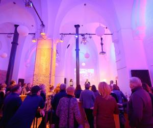 Backstein-Flair meets Industrie-Chic: Denkmalgeschützter Wasserturm LOSCHE