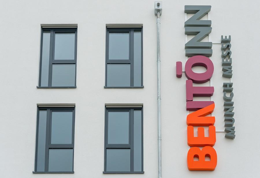 Eröffnung des ersten Bentō INN nahe Messe München