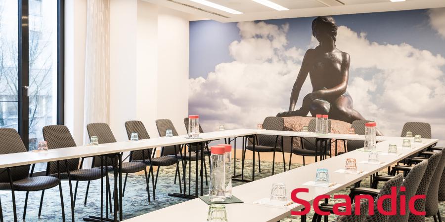 Bessere Meetings im Scandic Berlin Potsdamer Platz