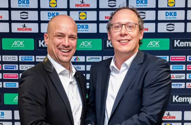 GCH Hotel Group ist offizieller Partner des deutschen Handballbundes