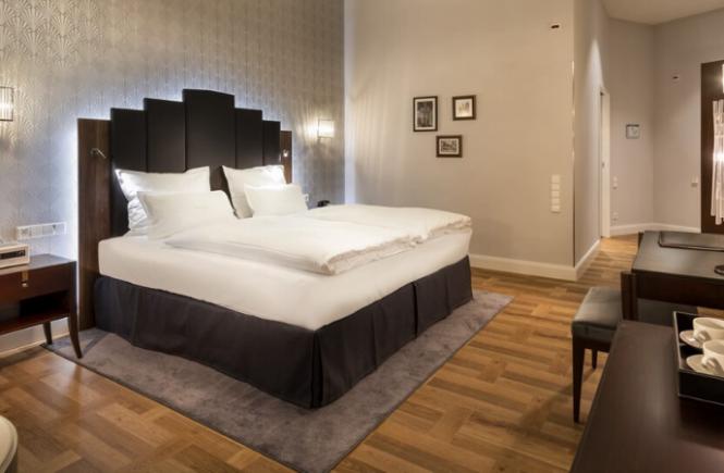 Hotel Mondial Berlin eröffnet Bel Etage