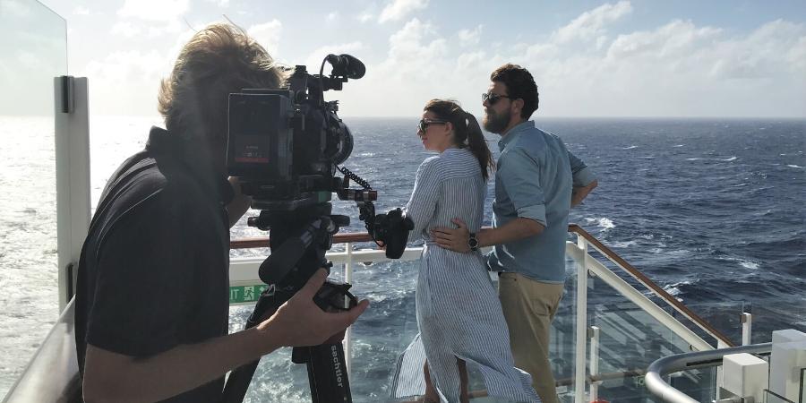 """""""Lust auf Meer"""" an Bord der Mein Schiff 1"""