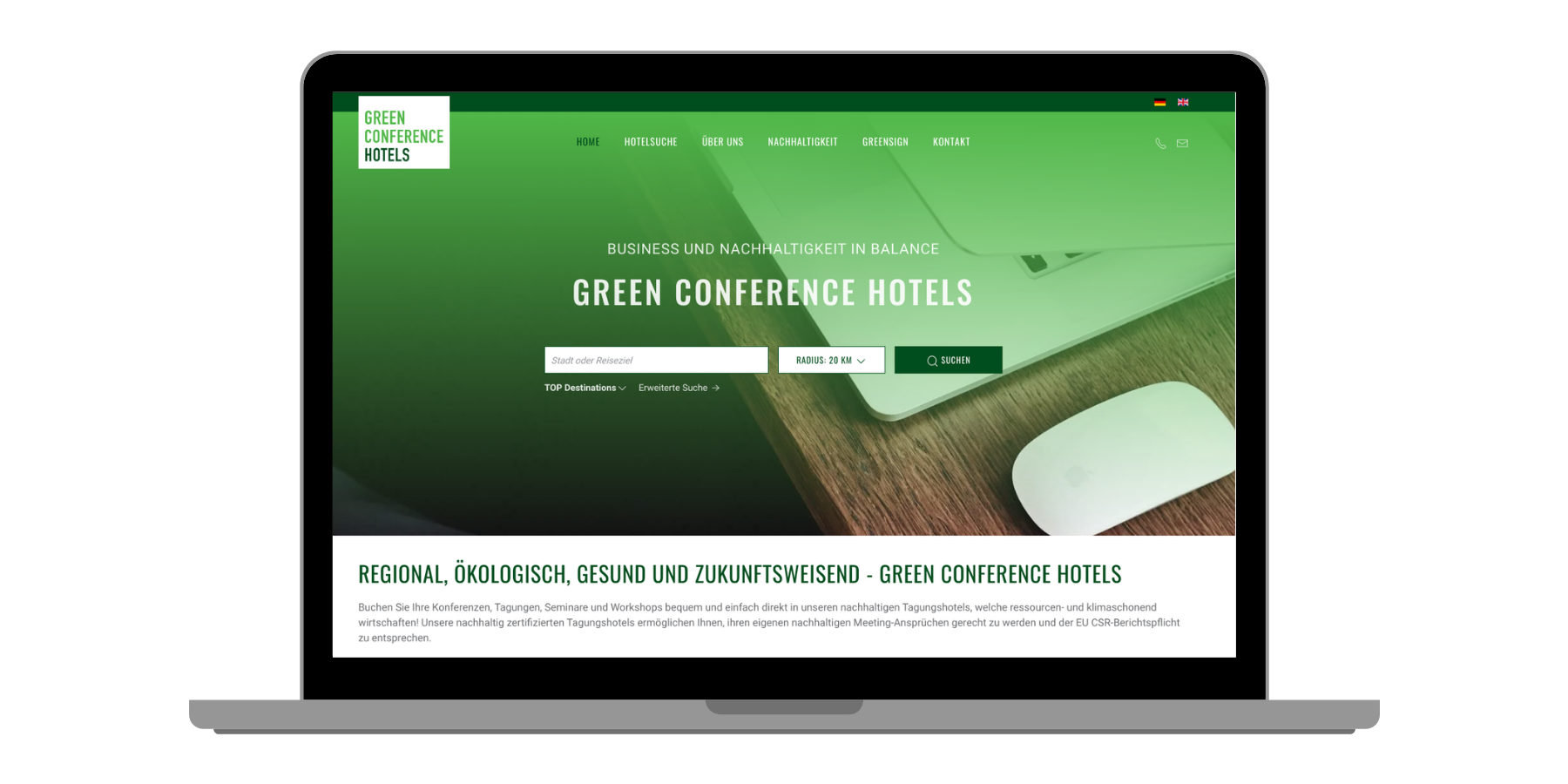 Green Conference Hotels