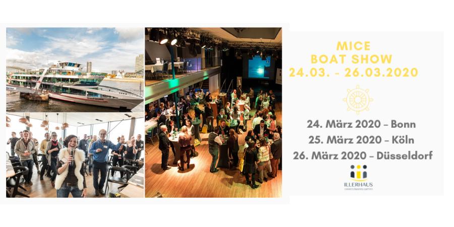 MICE Boat Show - Illerhaus Marketing