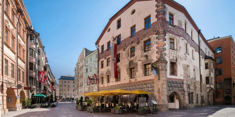 Restaurant Goldener Adler in Innsbruck