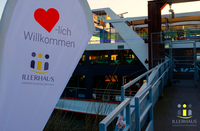 Illerhaus Marketing: 1. MICE BOAT SHOW IN NRW