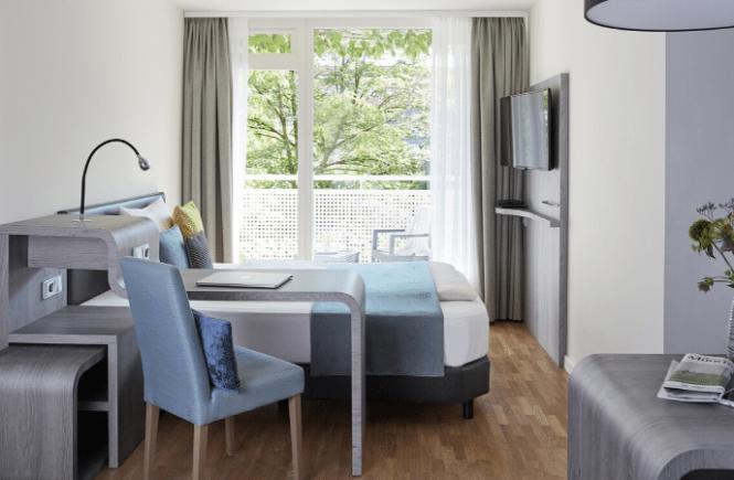 Living Hotels | Auszeit vom Homeoffice.