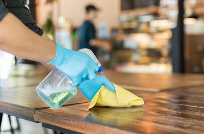 Covid-19-Pandemie: Hygiene-Leitfaden für Gastronomie- und Hotelbetriebe