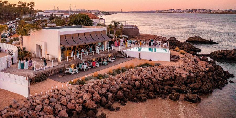 Beach Club des Grand House Algarve