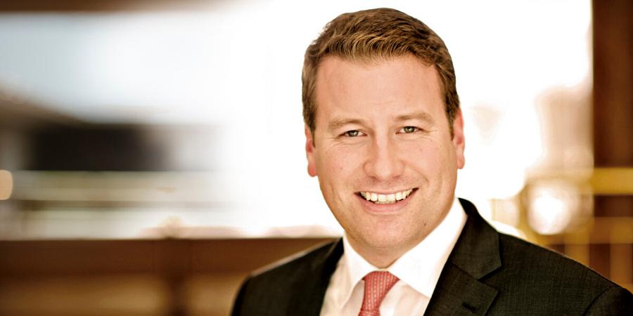 André Vedovelli wechselt in den Vorstand der Elysée Hotel AG Hamburg