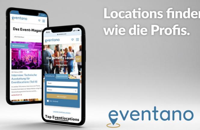 eventano kauft Portal für Hochzeitslocations