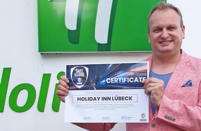 Holiday Inn Lübeck: mit Sicherheit entspannen