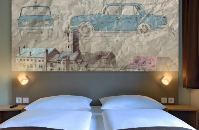 B&B HOTELS eröffnet erstes Hotel in Eisenach