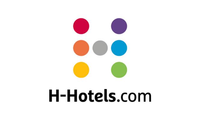 H-Hotels.com hat digital die Nase vorn