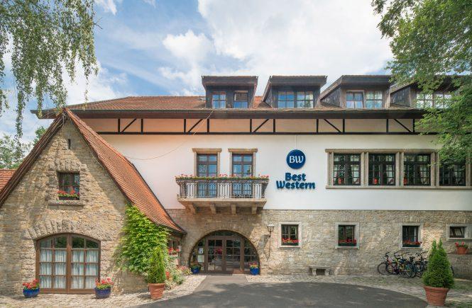 Best Western Hotels sind Marken-Champions