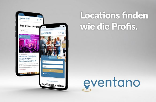 eventano vermarktet Eventlocations auf berlin.de