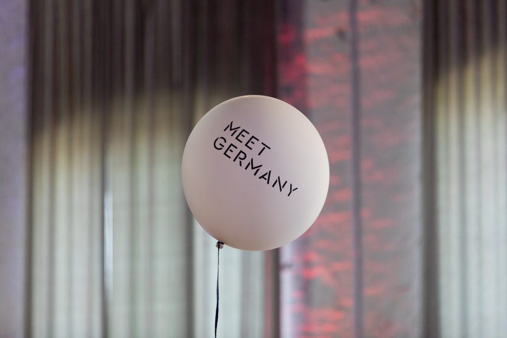 MEET GERMANY