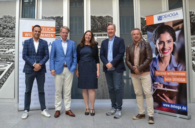 Stephan von Bülow ist neuer Vorsitzender der Fachabteilung Systemgastronomie im DEHOGA
