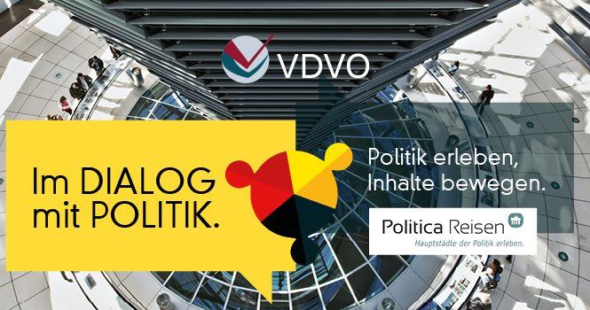 Letzter Aufruf zum politischen Dialog vom VDVO