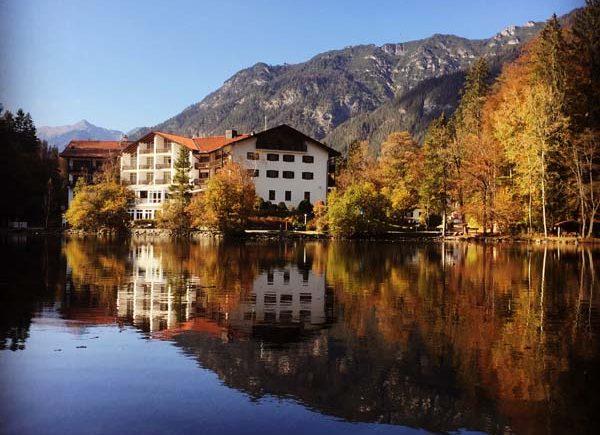 Tagungshotel am Badersee