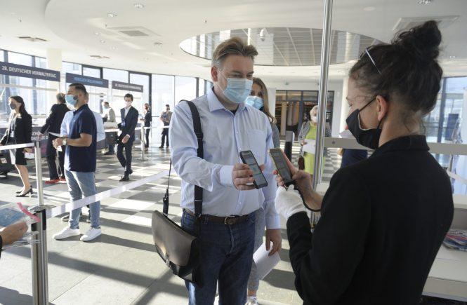 Sicher Tagen im Estrel Berlin in Pandemiezeiten