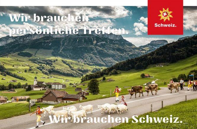 Die Schweiz als Destination für Tagungen und Meetings entdecken
