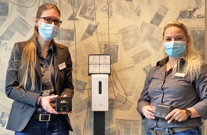 Mercure Tagungs- & Landhotel Krefeld setzt umfassendes Hygienekonzept im Umgang mit Covid-19 für sicheres Reisen um