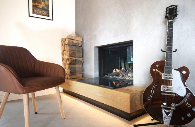 Energieeffiziente Wohnzimmeratmosphäre in Hotellerie und Gastronomie