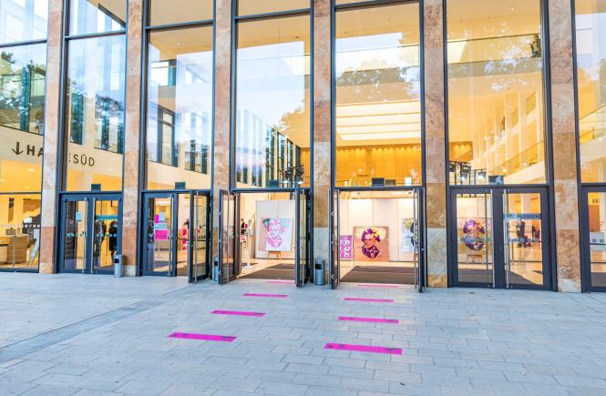 ARTe Kunstmesse im RheinMain CongressCenter
