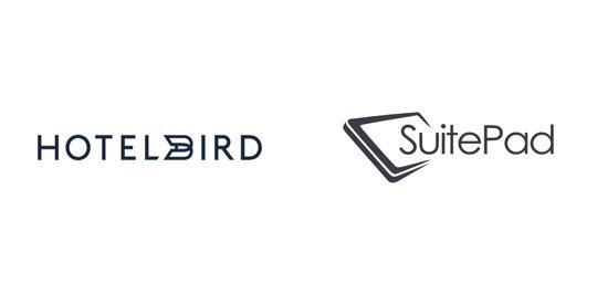 SuitePad kooperiert mit hotelbird