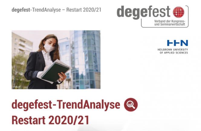 Neue degefest-TrendAnalyse