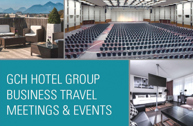 GCH Hotel Group baut Angebot für hybride MICE-Formate aus