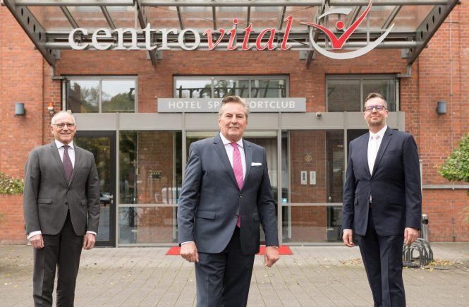 Neue Leitung für das centrovital Hotel Berlin