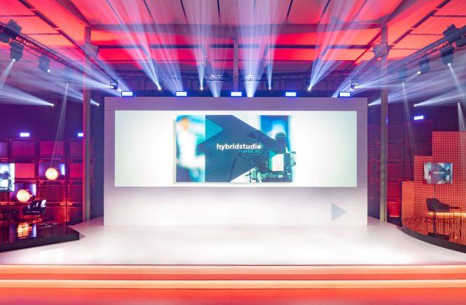 Hybridstudio Hamburg von Gerresheim Serviert GmbH & Co. KG und der Nordlite Location Services GmbH geht an den Start