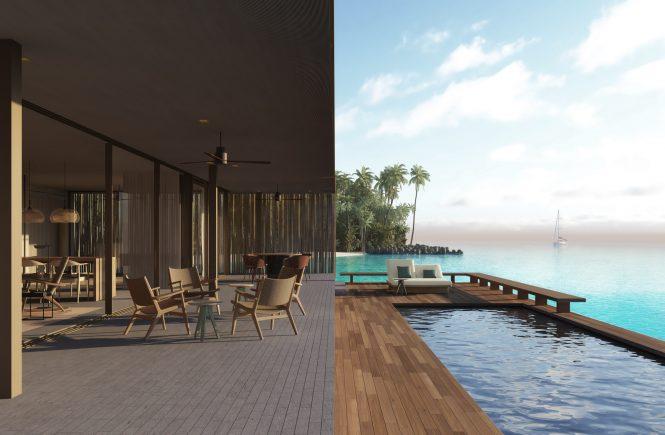 Patina Maldives, Fari Islands: Das visionäre Design des Architekten Marcio Kogan verbindet Mensch und Natur