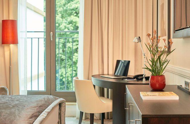 Erfolgreich und sicher arbeiten mit Hotelkomfort bei Dorint