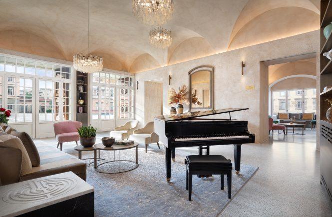 Das Grand Universe Lucca ist neuestes Mitglied im Portfolio der Autograph Collection Hotels