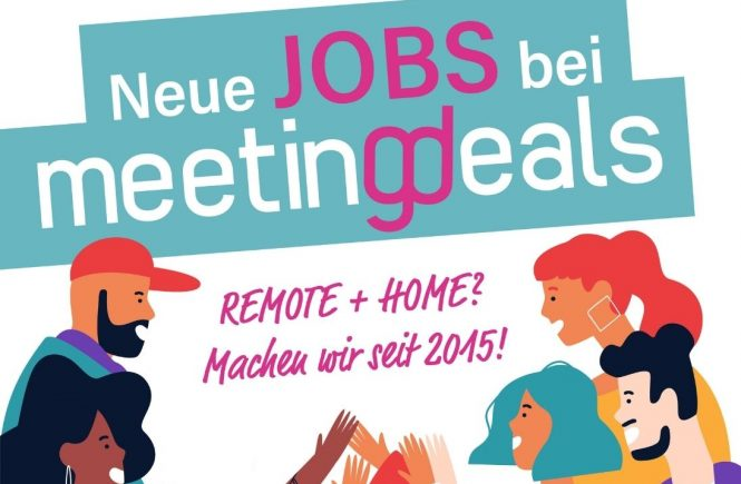 Projektmanager (m/w/d) für Meetings und Events bei Meetingdeals