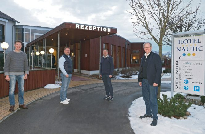 Die SEETELHOTELS übernehmen und betreiben ein weiteres Hotel auf Usedom