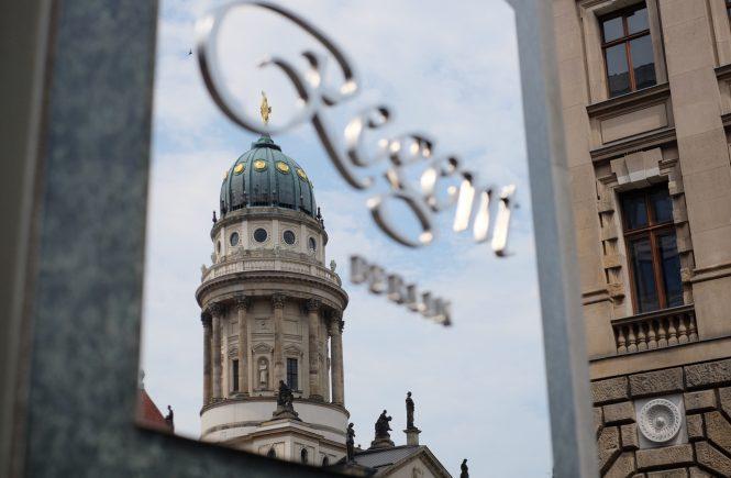 Sterneauszeichnung für das Regent Berlin
